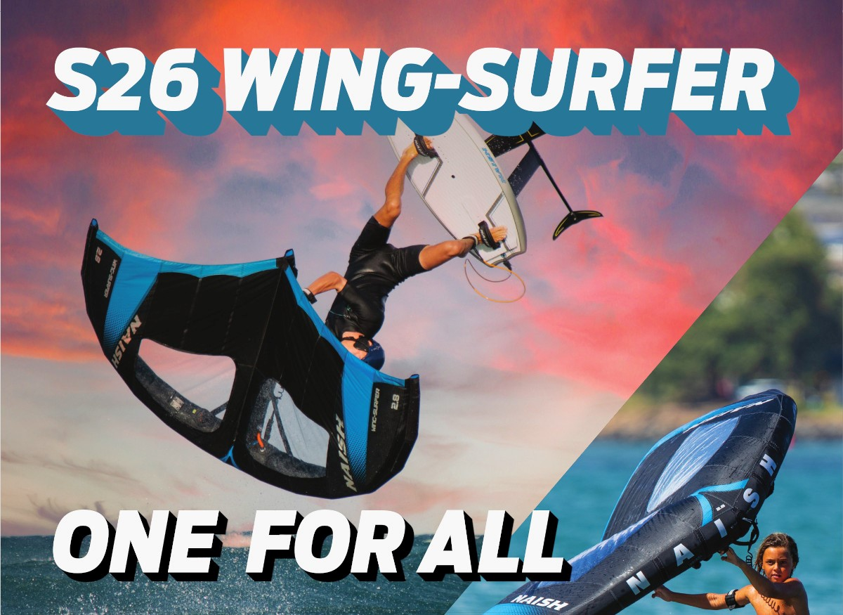 S26 WING-SURFER